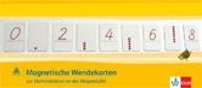 Cover-Bild zu Wendekarten für Lehrer magnetisch SAS - 1. Schuljahr