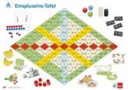 Cover-Bild zu Rechenposter Einspulseins-Tafel - 1. Schuljahr
