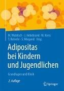 Cover-Bild zu Wabitsch, Martin (Hrsg.): Adipositas bei Kindern und Jugendlichen
