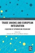Cover-Bild zu Kiess, Johannes M (Hrsg.): Trade Unions and European Integration (eBook)