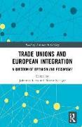 Cover-Bild zu Kiess, Johannes M (Hrsg.): Trade Unions and European Integration