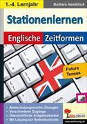 Cover-Bild zu Stationenlernen Englische Zeitformen 5 von Hamblock, Barbara
