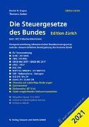 Cover-Bild zu Die Steuergesetze des Bundes - Edition Zürich 2021 von Gygax, Daniel R.