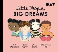 Cover-Bild zu Little People, Big Dreams - Teil 2: Ella Fitzgerald, Jane Austen, Coco Chanel, Muhammad Ali von Sánchez Vegara, María Isabel