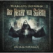 Cover-Bild zu Hohlbein, Wolfgang: Der Hexer von Salem, Folge 3: Die Hexe von Salem (Audio Download)