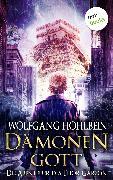 Cover-Bild zu Hohlbein, Wolfgang: Dämonengott: Die Abenteuer des Thor Garson - Erster Roman (eBook)