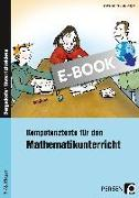Cover-Bild zu Kompetenztests Mathematikunterricht - 7./8. Kl (eBook) von Bettner, Marco