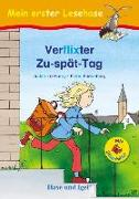 Cover-Bild zu Verflixter Zu-spät-Tag / Silbenhilfe von Friedeberg, Fides