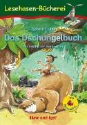 Cover-Bild zu Das Dschungelbuch / Silbenhilfe von Kipling, Rudyard