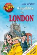 Cover-Bild zu Kommissar Kugelblitz - Kugelblitz in London von Scheffler, Ursel