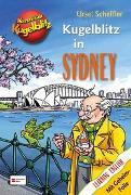Cover-Bild zu Kommissar Kugelblitz - Kugelblitz in Sydney von Scheffler, Ursel