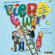 Cover-Bild zu Vier wie wir - Die rasenden Schulschnecken (Audio Download) von Friedrich, Joachim