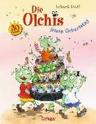 Cover-Bild zu Die Olchis feiern Geburtstag von Dietl, Erhard