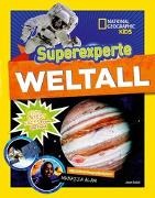 Cover-Bild zu Superexperte: Weltall von Galat, Joan
