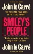 Cover-Bild zu Smiley's People (eBook) von Carré, John le