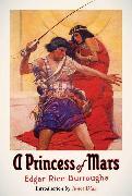 Cover-Bild zu A Princess of Mars von Rice Burroughs, Edgar