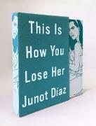 Cover-Bild zu This Is How You Lose Her Deluxe Edition von DÍAz, Junot