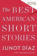 Cover-Bild zu Best American Short Stories 2016 (eBook) von Diaz, Junot (Hrsg.)