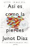 Cover-Bild zu Así es como la pierdes von DÍAz, Junot