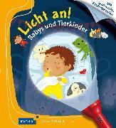 Cover-Bild zu Babys und Tierkinder von Rüenauver, Uta (Übers.)