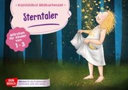 Cover-Bild zu Sterntaler. Kamishibai Bildkartenset von Grimm, Brüder