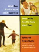 Cover-Bild zu Burns, John: What Dads Need to Know About Daughters/What Moms Need to Know About Sons (eBook)