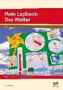 Cover-Bild zu Mein Lapbook: Das Wetter von Mönning, Petra
