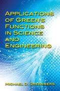 Cover-Bild zu Greenberg, Michael D.: Applications of Green's Functions in Science and Engineering (eBook)