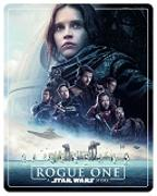 Cover-Bild zu Edwards, Gareth (Reg.): Rogue One: A Star Wars Story - 4K+2D+Bonus Steelbook Edition