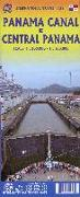 Cover-Bild zu Panama Canal & City. 1:300'000