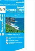 Cover-Bild zu Nord Grande-Terre - Pointe de la Grande Vigie. 1:25'000
