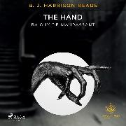 Cover-Bild zu Maupassant, Guy de: B. J. Harrison Reads The Hand (Audio Download)