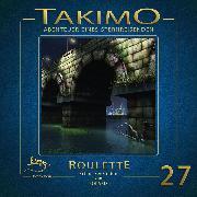 Cover-Bild zu Takimo - 27 - Roulette (Audio Download) von Liendl, Peter