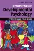 Cover-Bild zu Mitchell, Peter: Fundamentals of Developmental Psychology (eBook)