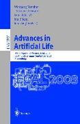 Cover-Bild zu Banzhaf, Wolfgang (Hrsg.): Advances in Artificial Life