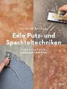 Cover-Bild zu Benad, Martin: Edle Putz- und Spachteltechniken