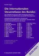 Cover-Bild zu Die internationalen Steuererlasse des Bundes 2021/2022 von Gygax, Daniel R.
