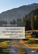 Cover-Bild zu Breidenstein, Gerhard: Zen-Meditation - eine Hochgebirgstour