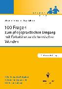 Cover-Bild zu 100 Fragen zum pflegepraktischen Umgang mit Dekubitus und chronischen Wunden (eBook) von Hellmann, Stefanie
