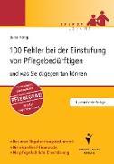 Cover-Bild zu 100 Fehler bei der Einstufung von Pflegebedürftigen (eBook) von König, Jutta