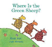 Cover-Bild zu Fox, Mem: Where Is the Green Sheep? (padded board book)