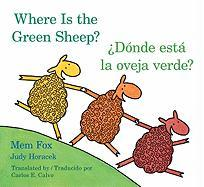 Cover-Bild zu Fox, Mem: Donde esta la oveja verde?/Where Is the Green Sheep?