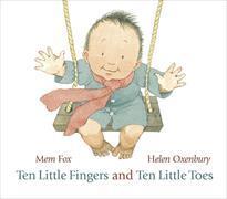 Cover-Bild zu Fox, Mem: Ten Little Fingers and Ten Little Toes