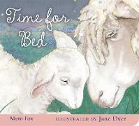Cover-Bild zu Fox, Mem: Time for Bed padded board book