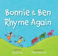 Cover-Bild zu Fox, Mem: Bonnie & Ben Rhyme Again