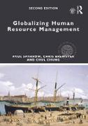 Cover-Bild zu Sparrow, Paul: Globalizing Human Resource Management (eBook)