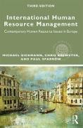 Cover-Bild zu Dickmann, Michael (Hrsg.): International Human Resource Management (eBook)