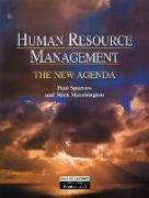 Cover-Bild zu Marchington, Mick: Human Resource Management: The New Agenda