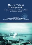 Cover-Bild zu Vaiman, Vlad (Hrsg.): Macro Talent Management (eBook)