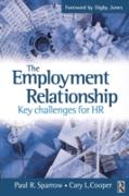Cover-Bild zu Sparrow, Paul: The Employment Relationship: Key Challenges for HR (eBook)